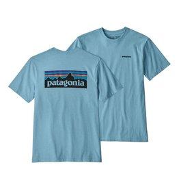 Patagonia Mens P-6 Logo Responsibili-Tee BUPB