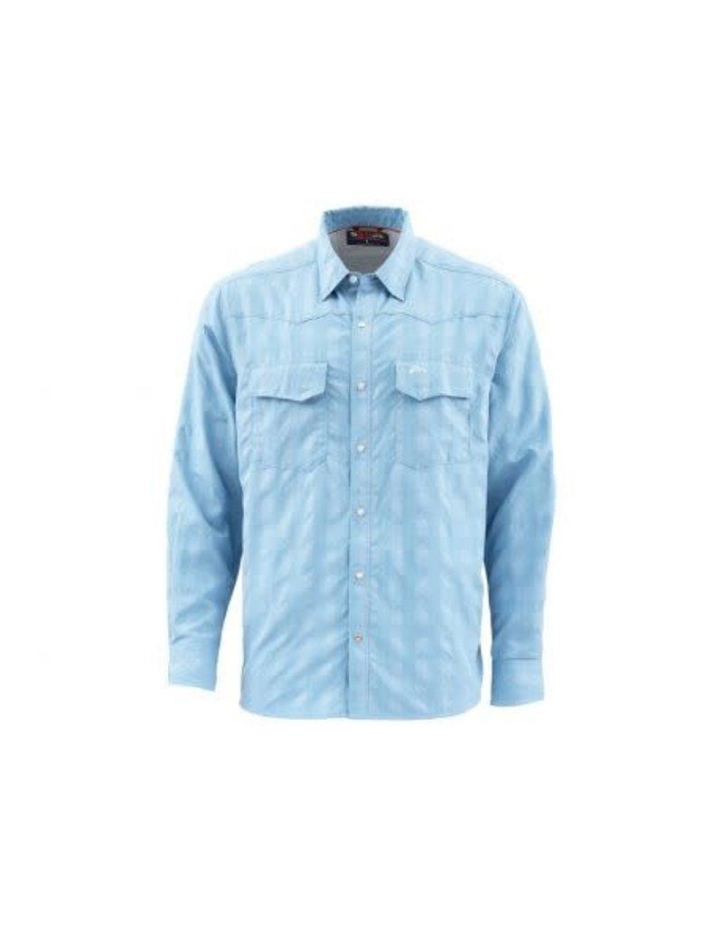 Simms M's Big Sky LS Shirt