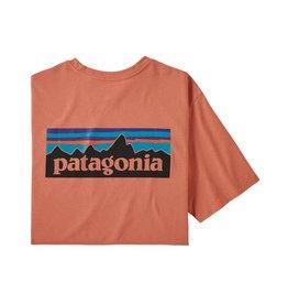 Patagonia Mens P-6 Logo Pocket Responsibili-Tee