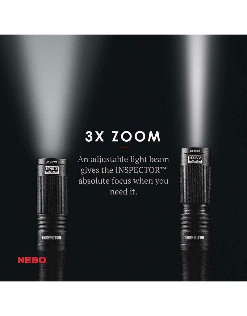 Nebo Redline Inspector Flashlight