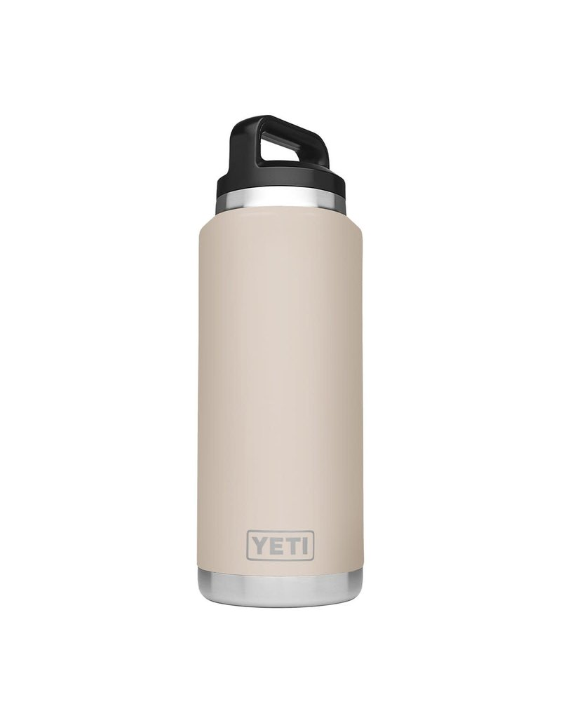 RAMBLER 36oz BOTTLE SAND