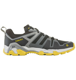 Oboz Mens Arete Low Shadow/Sulfer
