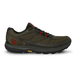 Topo designs Mens Terraventure 2 Olive/Red