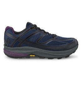 Topo Athletic Womens Ultraventure Navy/Plum