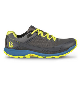 Topo Athletic Womens Runventure 3 Grey/Green