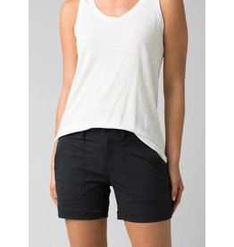 "Prana Revenna Short 5"" Inseam Black"