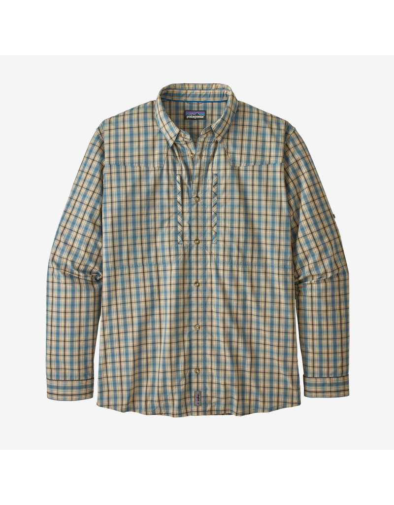 Patagonia Mens L/S Sun Stretch Shirt