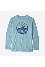 Patagonia Boy's L/S Cap Cool Daily T-Shirt Switchback Hike