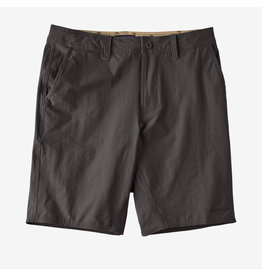 "Patagonia Stretch Wavefarer Walk Shorts - 20"" Ink Black"