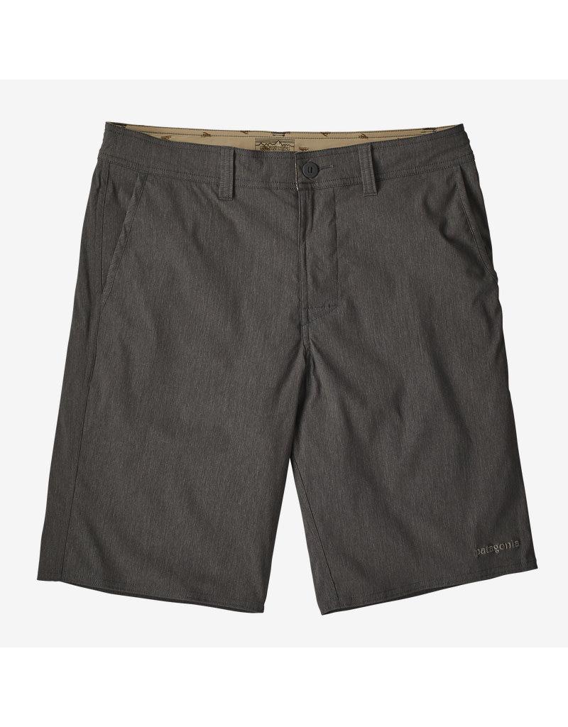 """Patagonia Stretch Wavefarer Walk Shorts - 20"""" Forge Grey"""