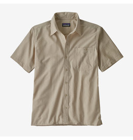 Patagonia Mens Puckerware Shirt Sandbank