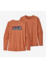 Patagonia Womens L/S Cap Cool Daily Graphic Shirt
