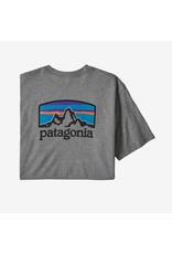 Patagonia Mens Fitz Roy Horizons Responsibili-Tee