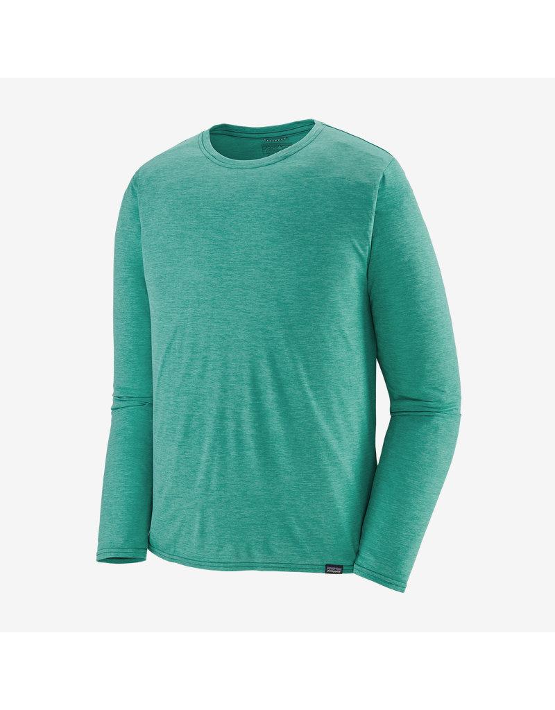 Patagonia Men's Long-Sleeved Cap Cool Daily Shirt