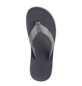 Chaco Mens Lowdown Flip Pitch Gray