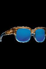 Costa Del Mar Water Woman II 251 Shiny Wahoo w/Blue Mirror 580G