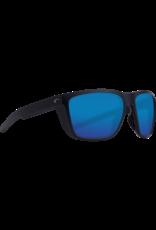 Costa Del Mar Ferg 11 Matte Black w/ Blue Mirror 580G