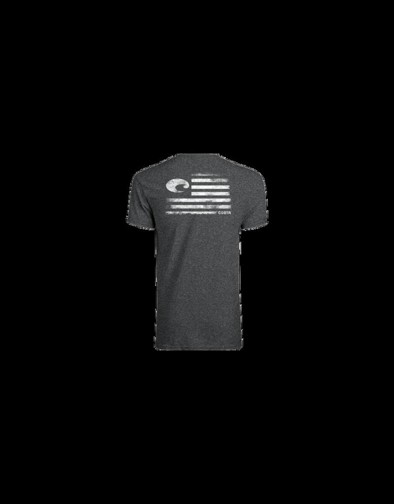 Costa Del Mar Men's Costa Del Mar Pride Short-Sleeved T-Shirt