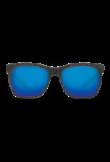 Costa Del Mar Caldera Net Gray w/Blue Rubber Blue Mirror 580G