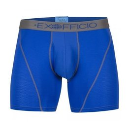 Exofficio Men's Give-N-Go Sports Mesh Boxer Briefs 6""