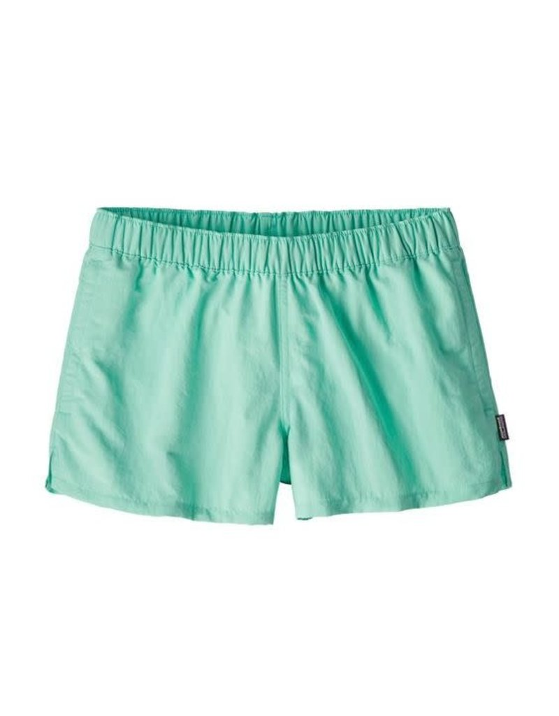 Patagonia W's Barely Baggies Shorts BNDB Bend Blue L