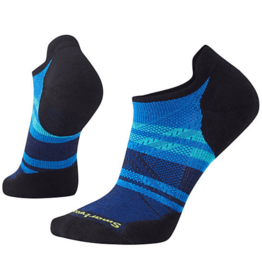 Smartwool PhDRun Light Elite Ptrn Micro BrtBlu XL 3Pk 3 for 2