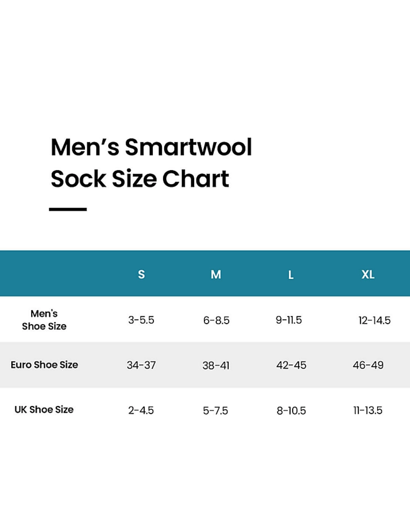 Smartwool Mens Spruce Street Crew Charcoal