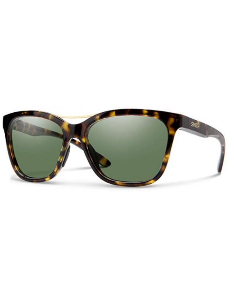 Smith Optics Cavalier Chromapop Polarized Vintage Tort / ChromaPop Gray Green
