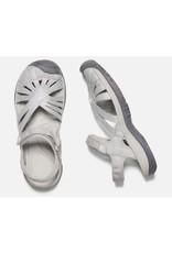 Keen Footwear Womens Rose Sandal Light Grey/Silver