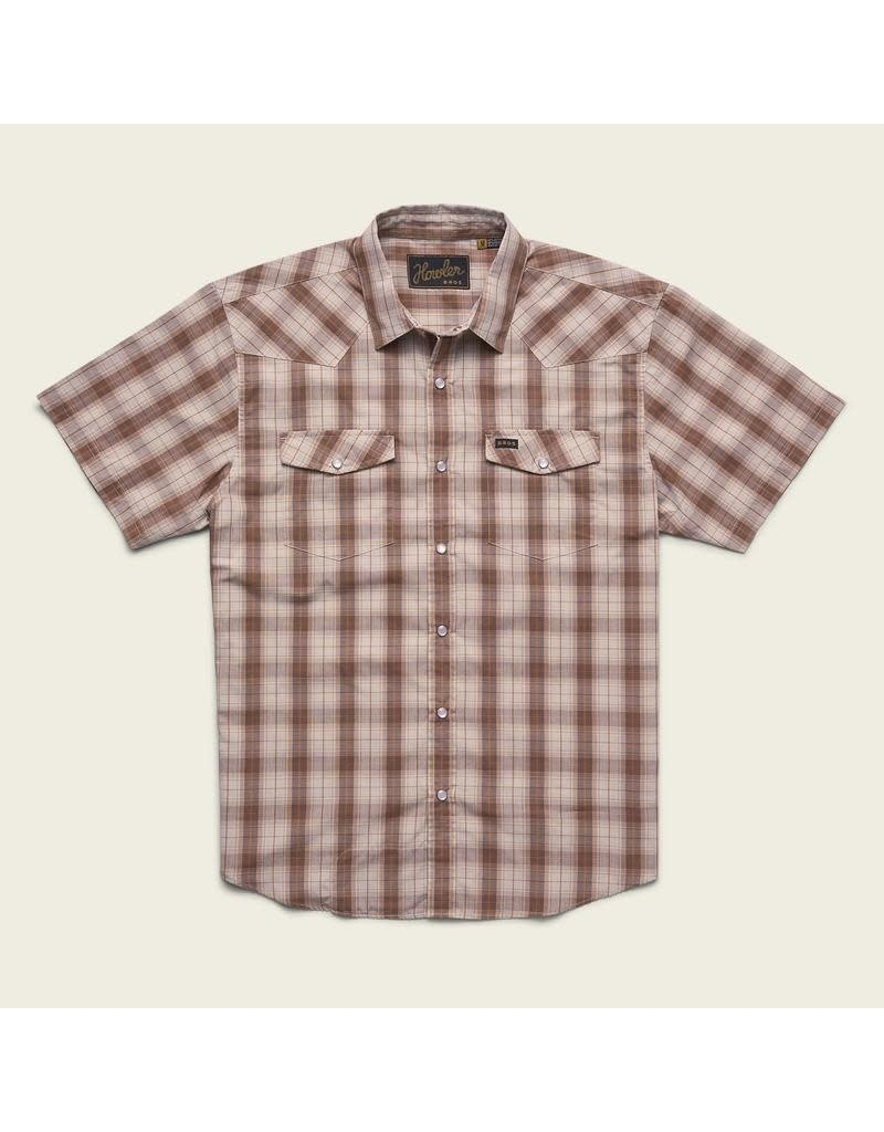 H Bar B Snapshirt Neches Plaid