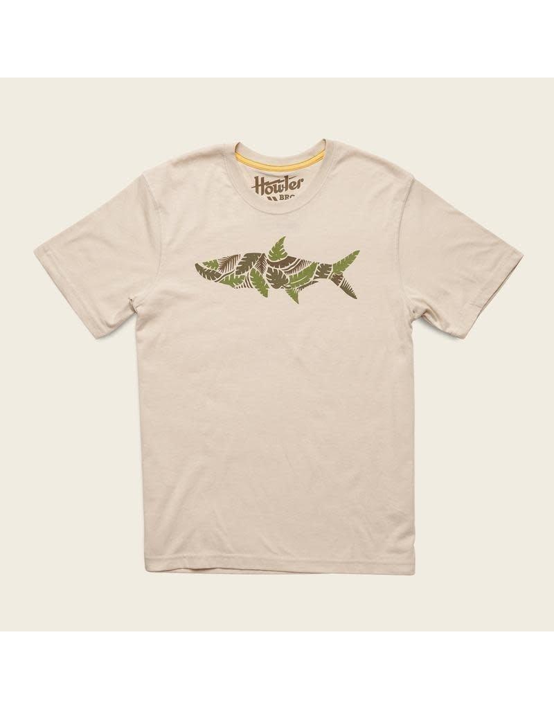 Jungle Tarpon T-Shirt - Sand