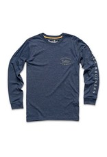 Shaper Series Longsleeve T-Shirt - Navy