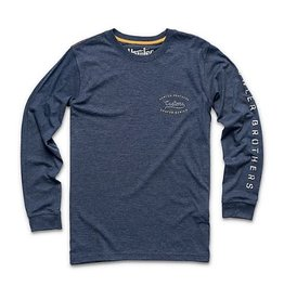 Shaper Series Longsleeve T-Shirt - Navy