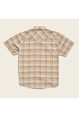 H Bar B Snapshirt - Brooks Plaid Fawn Tan