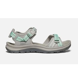 Keen Footwear Womens Terradora ll Open Toe Sandal Light Grey