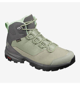 Salomon Womens Outward GTX Shad/Magnet/Spruce