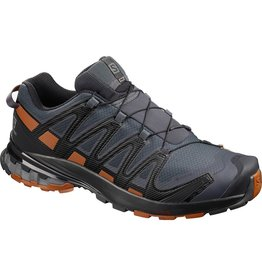 Salomon Mens XA PRO 3D v8 GTX Ebony/Caramel/Black