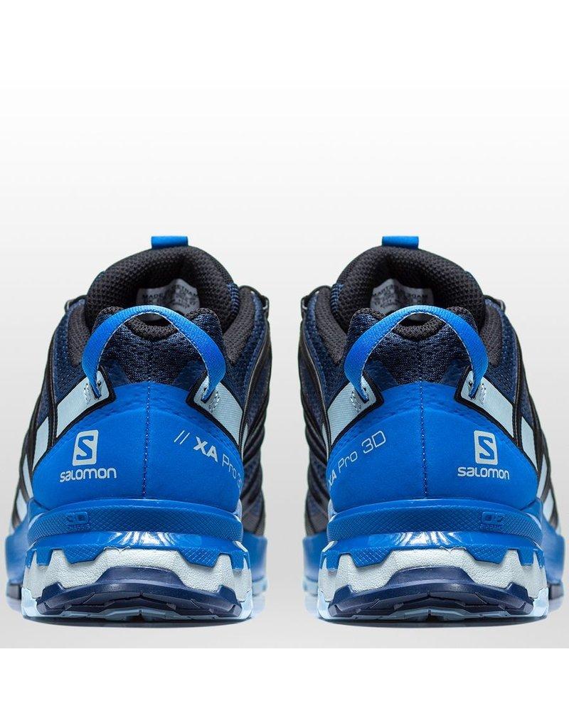 Salomon Mens XA PRO 3D v8 Sargasso Sea/Imp Blue/Angel