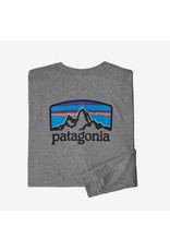 Patagonia Men's Long-Sleeve Fitz Roy Horizons Responsibili-Tee