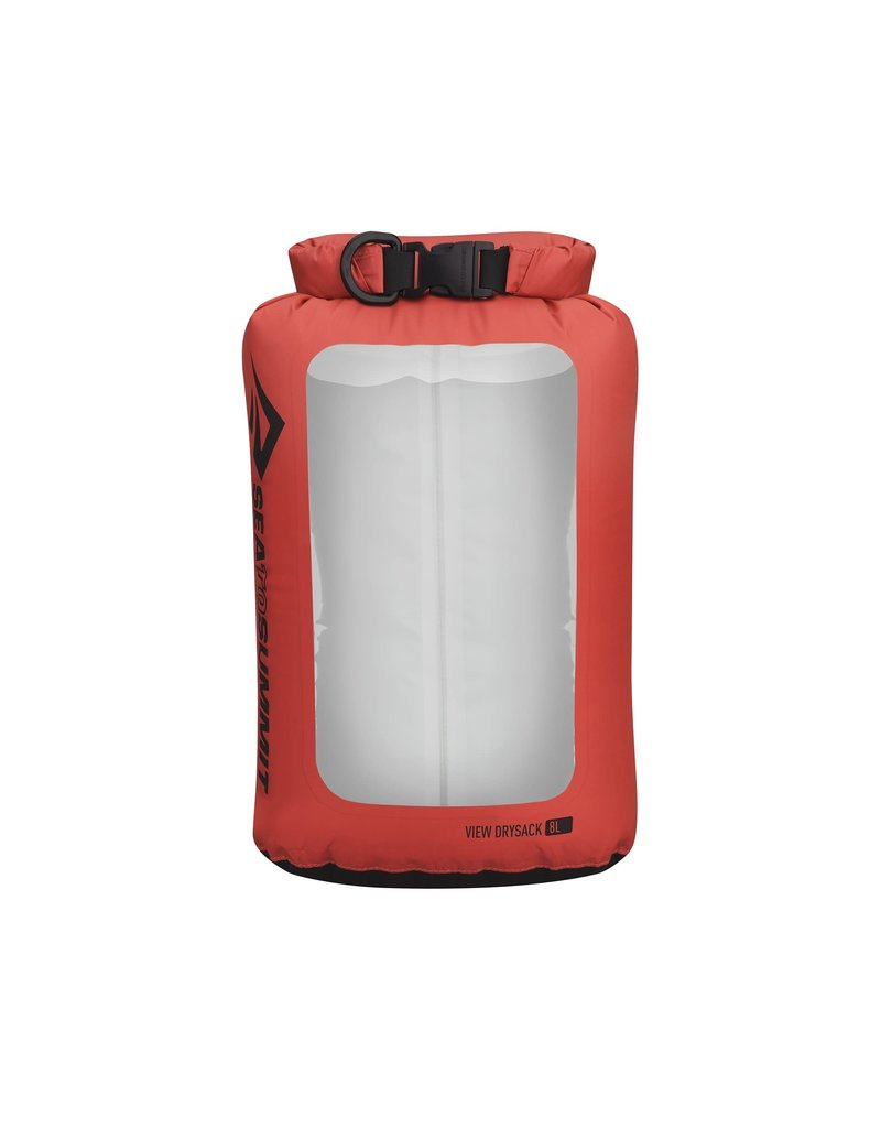 Sea To Summit View Dry Sack - 8L - Red