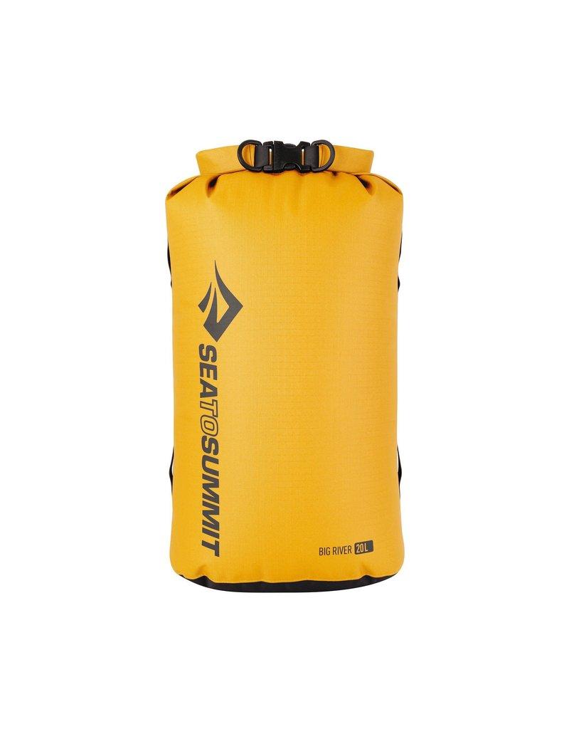 Sea To Summit Big River Dry Bag - 20L - Yellow