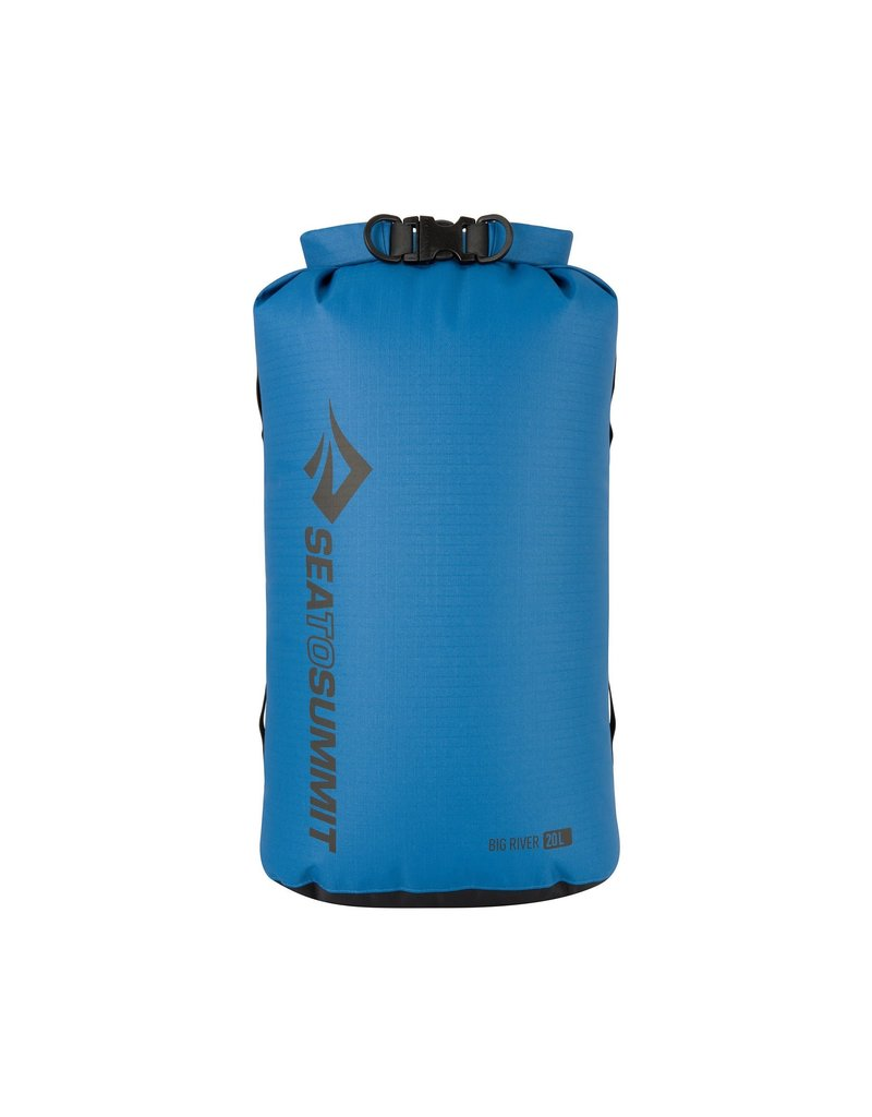 Sea To Summit Big River Dry Bag - 20L - Royal Blue