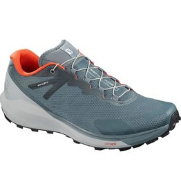 Salomon Mens Sense Ride 3 Stormy Wea/Pearl Blue