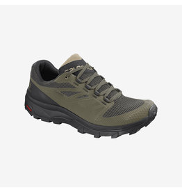 Salomon Mens Outline GTX Burnt Olive/Blk/Safari