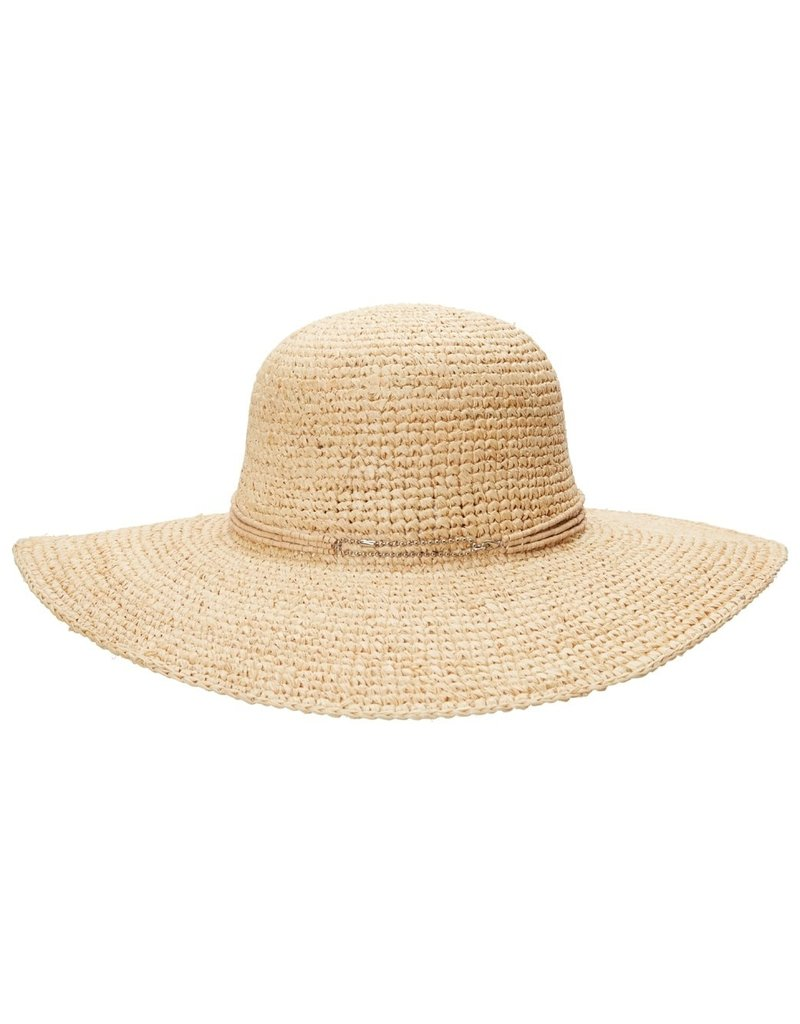 Peter Grimm Beach Getaway Natural Hat
