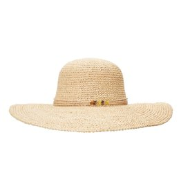 Peter Grimm Beach Getaway Natural Hat