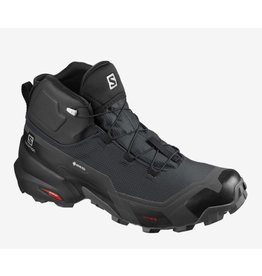 Salomon Mens Cross Hike Mid GTX Phantom/Black/Ebony