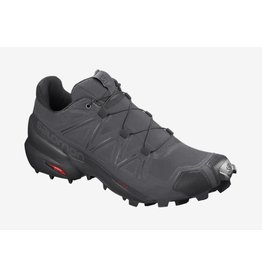 Salomon Mens Speedcross 5 Magnet/Black/Phantom
