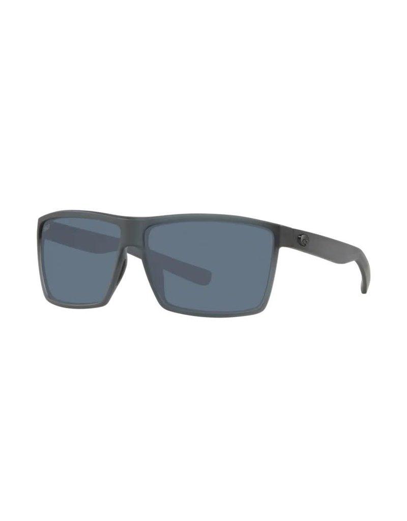 Costa Del Mar Rincon Matte Smoke Crystal  Gray 580P