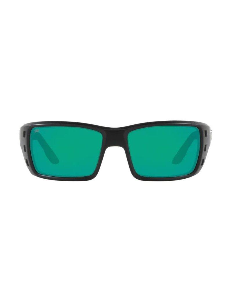 Costa Del Mar Permit Blackout  Green Mirror 580G